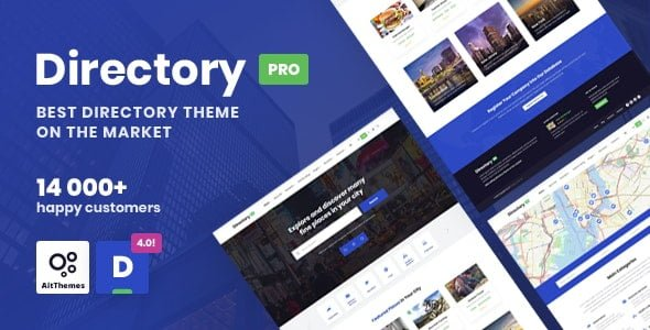 DirectoryPRO – WordPress Directory Theme