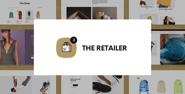 The Retailer – eCommerce WordPress Theme for WooCommerce