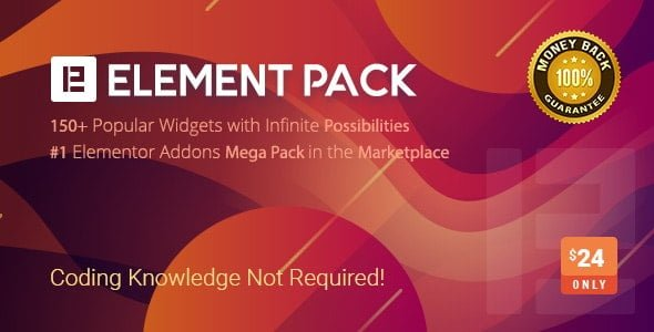 Element Pack – Addon for Elementor Page Builder