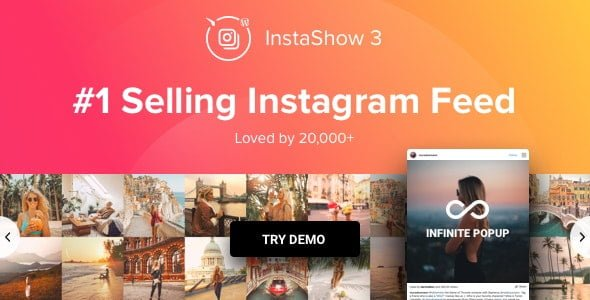 Instagram Feed – WordPress Instagram Gallery