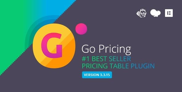 Go Pricing – Responsive Pricing Tables