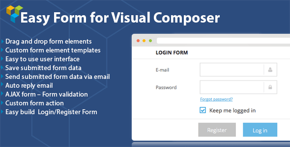 DHVC Form – WordPress Form for WPBakery Page Builder