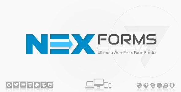 NEX-Forms – The Ultimate Form Builder