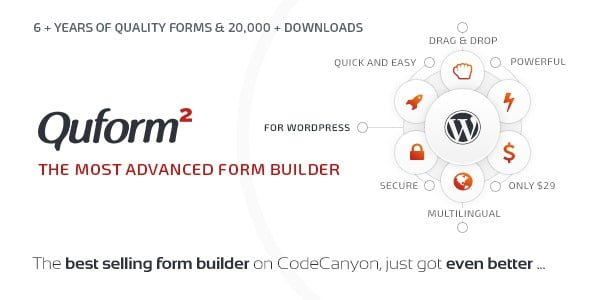 Quform – WordPress Form Builder