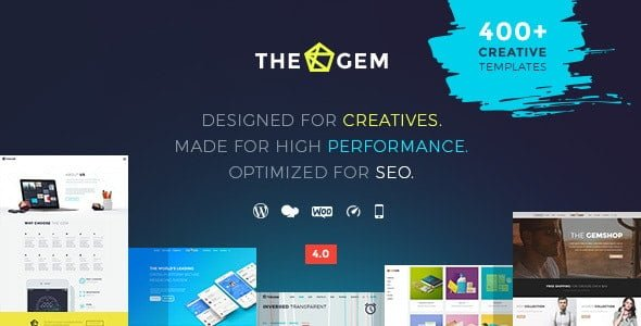 TheGem - Creative Multi-Purpose High-Performance WordPress Theme - Creative WordPress