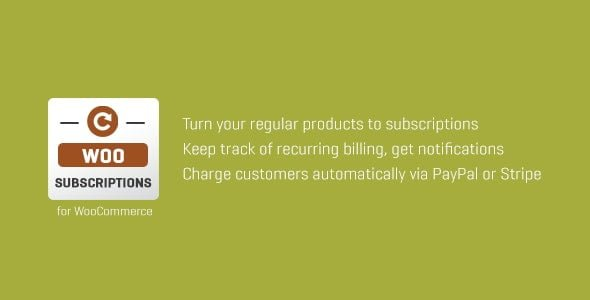 Subscriptio - WooCommerce Subscriptions - CodeCanyon Item for Sale