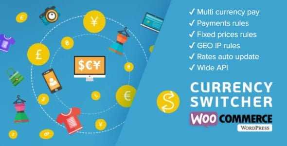 WOOCS – WooCommerce Currency Switcher